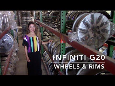 Factory Original Infiniti G20 Wheels & Infiniti G20 Rims – OriginalWheels.com