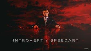 Интроверт в аду (speedart)