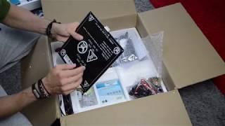 3D принтер Anet A6 из Германии. Распаковка