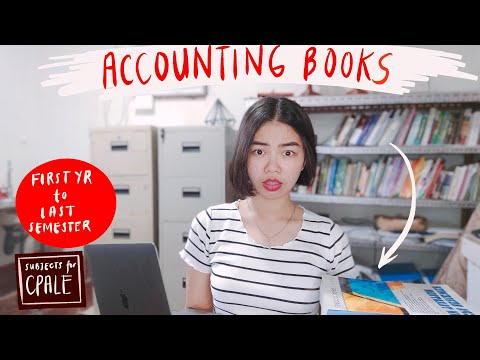 📚 Accounting Book Recommendations ✨ (Tips for Accountancy Students)