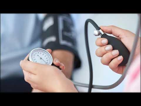 Bluthochdruck und ein Bad