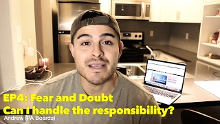 Episode4: Fear and doubt - can I handle the responsibility?