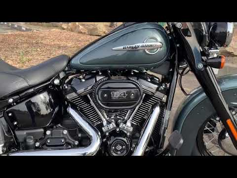 2020 Harley-Davidson Heritage Classic 114 in Vacaville, California - Video 1