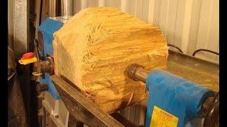 90 Wood-turning the*$64,000* evil viral bowl of Van demands land