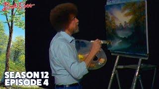 Bob Ross - Bright Autumn Trees (Season 12 Episode 4)