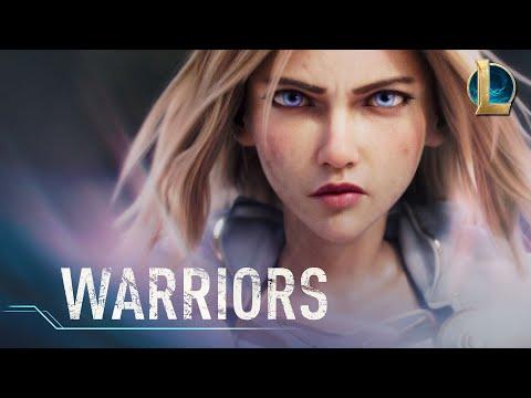 《英雄聯盟》2020新賽季CG動畫宣傳片