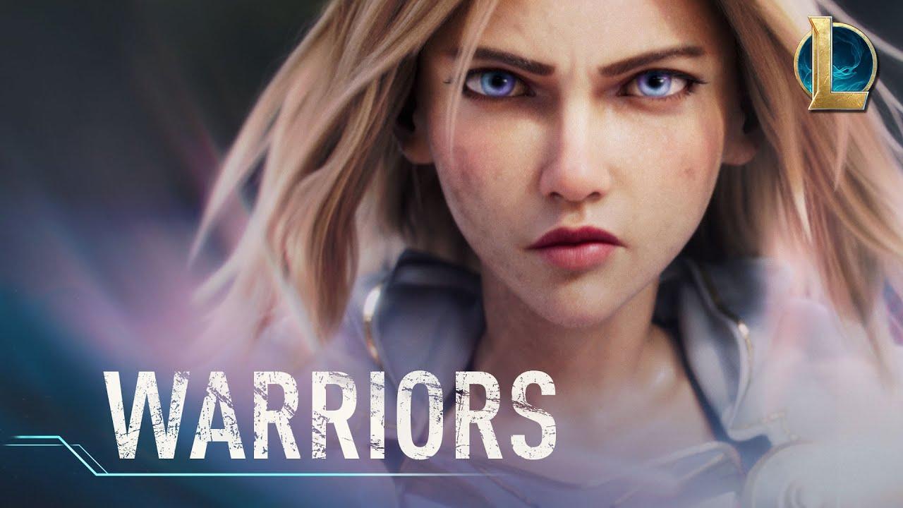 Trailer di League of Legends