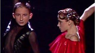 Genialne dzieci w dojrzałym tańcu towarzyskim! [Mam Talent!]
