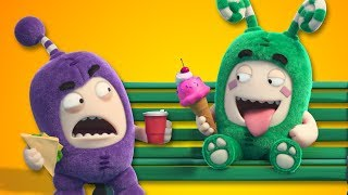 Oddbods | PICNIC MADNESS | Oddbods Full Episodes | Funny Cartoons for Children by Oddbods & Friends