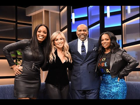 Steve Harvey Show interview with Heather Monahan