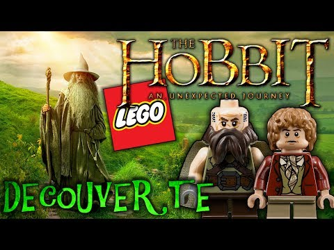 Vidéo LEGO Jeux vidéo PS4LLH : Lego Le Hobbit PS4