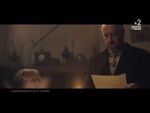 """Je suis Eugène Chavant chef du maquis du Vercors. France Télévision """"Histoire secrète de la Victoire"""""""