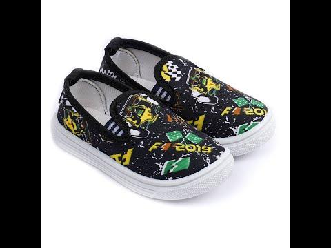 kids canvas shoes K2