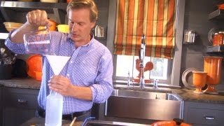 Homemade Wasp Repellent and Trap   At Home With P. Allen Smith