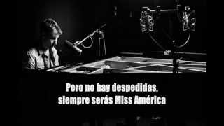 James Blunt - MISS AMERICA (Subtitulada en español) + Lyrics en la descripción