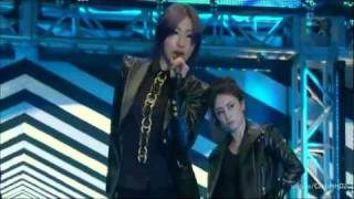 [HD 720p ] 2NE1 - I Am The Best  - 2011 Seoul Tokyo Music Festival Dec 25 ,2011