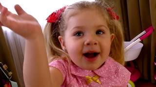 Кукла Беби бон и Диана КАК МАМА убирает и стирает Одежду Baby doll Videos for kids Playing Baby Born