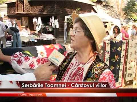 Serbările toamnei, la Crâstovul viilor – VIDEO
