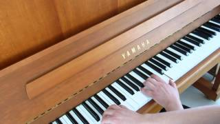 OMFG   I Love You ( Piano Arrangement By Danny )