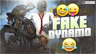 SUNDAY SPECIAL FAKE DYNAMO | PUBG MOBILE LIVE WITH DYNAMO GAMING