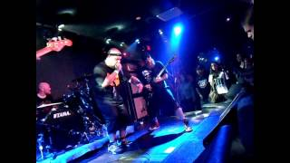Downset - All Crews live @ Blackthorn 51 Queens NY 2014