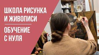 Курсы рисования для взрослых и детей в Москве | Как научиться рисовать с нуля | Школа рисования 6+