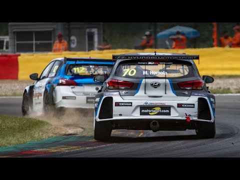 TCR Europa Racing at Spa 2019 - Pure sounds (RS3, Megane, i30, Cupra, Golf, Civic, )