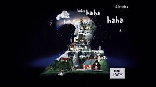 """BBC2 Christmas 2017 """"Laughing Snowman"""" ident"""