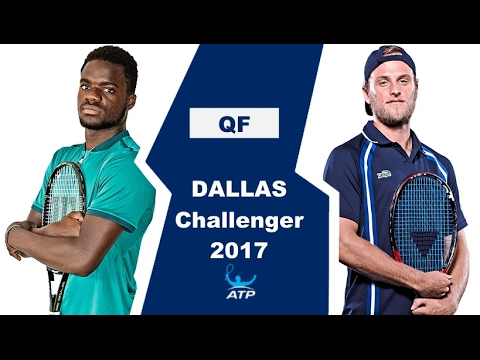 Francis Tiafoe vs Denis Kudla Highlights DALLAS 2017