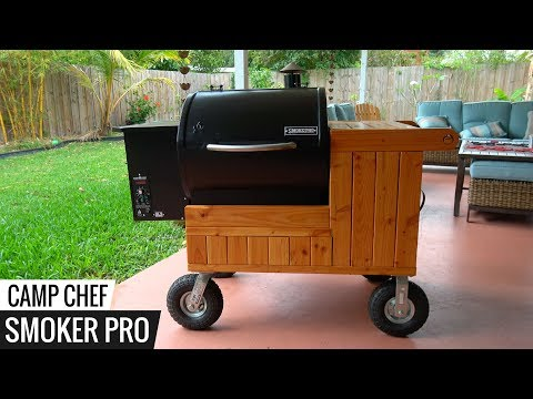 Camp Chef PG24DLX Deluxe Pellet Grill Smoker