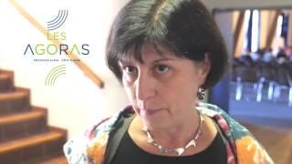Colloque handicap : Anne Hubert
