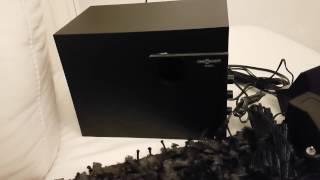 oneConcept HS505 aktives 5.1 Surround