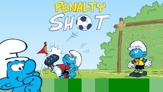 Play with The Smurfs: Penalty Shot • Die Schlümpfe