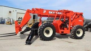 Skytrak 10054 Telescopic Forklift
