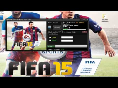 Fifa 15 Ultimate Team-Unlimited Coins,Points[Ios-Android]