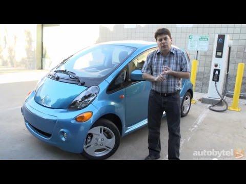 2016 Mitsubishi iMiEV Test Drive Video Review – Cheap Electric Car