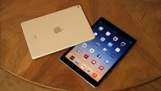 Review: Apple iPad Air 2 (Deutsch)   SwagTab
