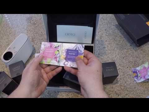 Aera Smart Home Fragrance Unboxing Review
