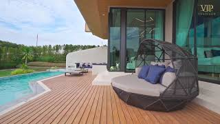Sea Views and Private Pools from this New Villa Development in Rawai - 2 Bedroom