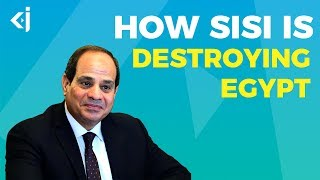 Egypt remains suffocated with disastrous economic policies brutal dictatorship and the selling out Video