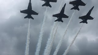 Chasin Tail Charters- Blue Angels