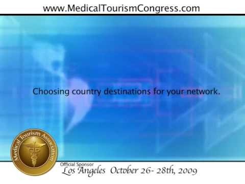 MEDICAL TOURISM - World Medical Tourism & Global Health Congress