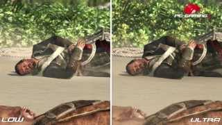 Assassin's Creed IV: Black Flag  PC Low vs Ultra