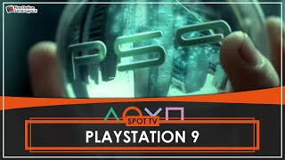 PlayStation 9: the future of gaming in year 2078 - PS2 Commercial (2000)