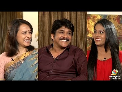 Nagarjuna and Amala Special Interview about Akhil