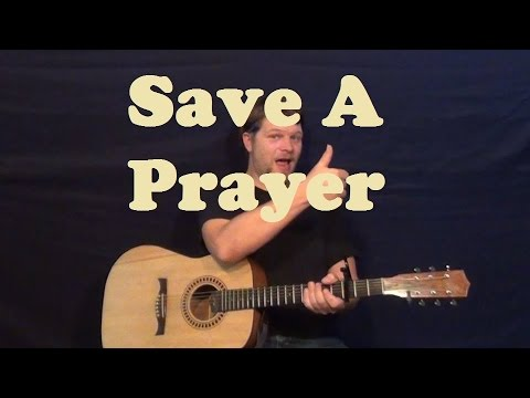 Search Results For Chord Gitar Save A Prayer Youtube Mp3 Music Network