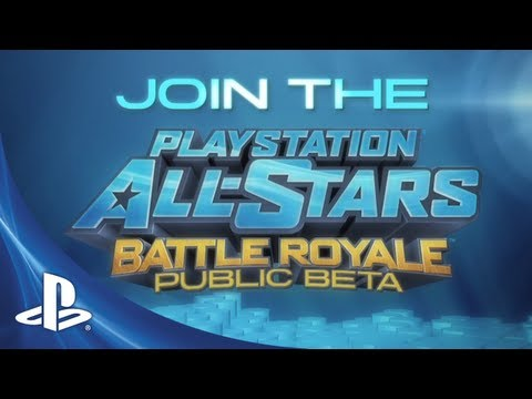 PlayStation All-Stars Battle Royale Enters Open Beta This Week