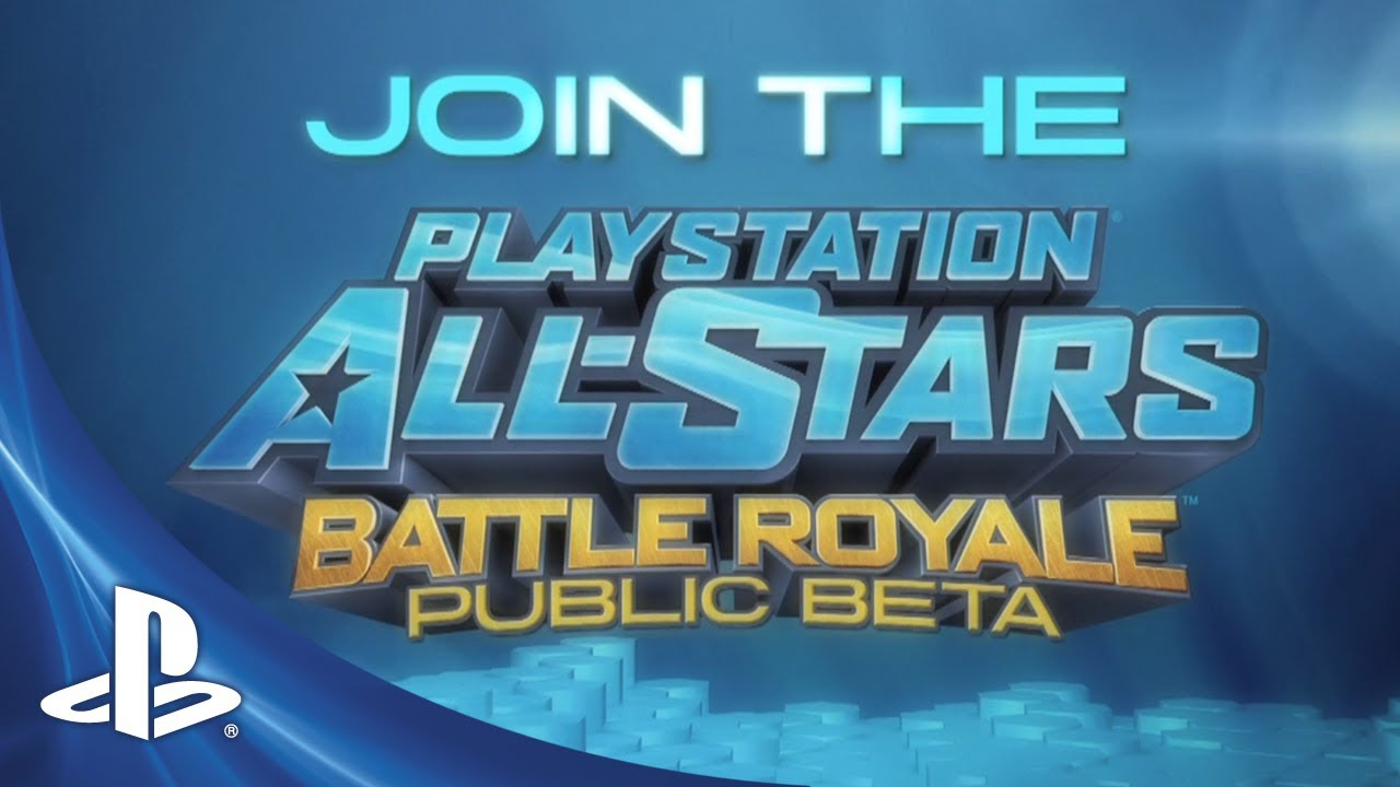 PlayStation All-Stars Battle Royale Beta Access Begins Tuesday for PS3, PS Vita