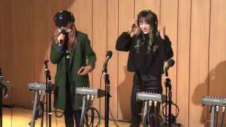 151231 SBS Power FM Cultwo Show Dasoni 的 Goodbye ( EXID Hani Solji)