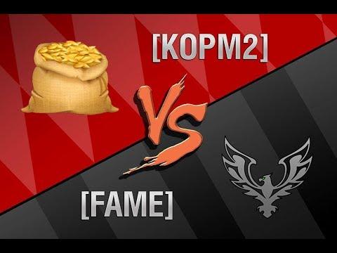 [FAME] vs [KOPM2] EUROPA VS ROSJA 15vs15
